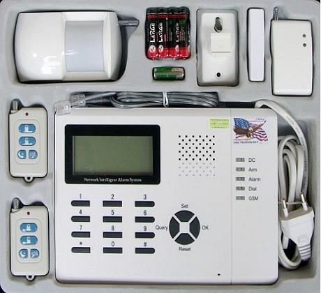 Báo trộm Karassn KS-899GSM, Báo trộm dùng Sim KS-899GSM, KS-899GSM, KS-899 GSM.